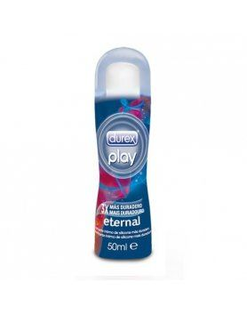 DUREX PLAY LUBRICANTE FEMENINO EXTRA PERDURABLE 50 ML VIBRASHOP