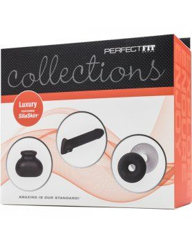 PERFECT FIT COLLECTIONS KIT LUXURY VIBRASHOP