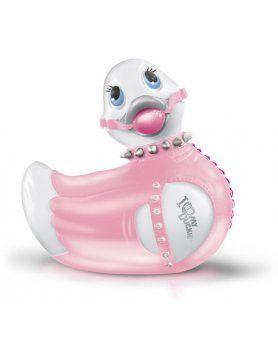 Pato vibrador rosa Big Teaze Toys VIBRASHOP