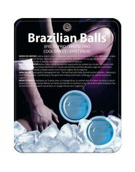 SET 2 BRAZILIAN BALLS EFECTO FRiO VIBRASHOP