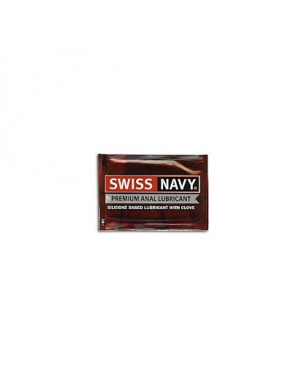 LUBRICANTE ANAL SWISS NAVY 5ML VIBRASHOP
