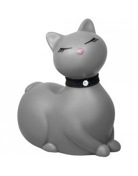 Estimulador clítoris big teaze toys i love my kitty gris Vibrashop