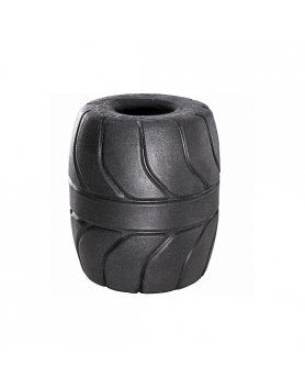 ANILLO PARA PENE STRETCHER NEGRO PERFECT FIT  VIBRASHOP
