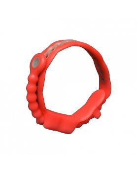 ANILLO PARA PENE ROJO PERFECT FIT  VIBRASHOP