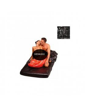sábana negra de plástico VIBRASHOP