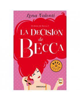 LA DECISION DE BECCA (EL DIVAN DE BECCA III) - DE BOLSILLO VIBRASHOP