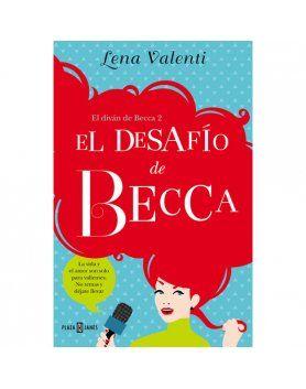 EL DESAFIO DE BECCA (EL DIVAN DE BECCA II) - DE BOLSILLO VIBRASHOP