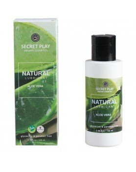 LUBRICANTE ORGaNICO NATURAL 100ml VIBRASHOP
