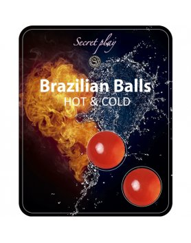 SET 2 BRAZILIAN BALLS FRiO CALOR VIBRASHOP