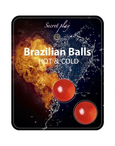 SET 2 BRAZILIAN BALLS FRiO CALOR VIBRASHOP