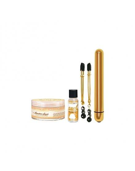 Kit parejas icon brands kitsch kits the gold digger kit Vibrashop