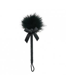 Plumas ouch feather tickler negro Vibrashop