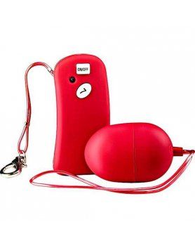 TABOOM THE REMOTE CONTROLLED ONE HUEVO VIBRADOR ROJO VIBRASHOP
