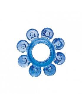 Anillos para el pene climax gems kit neon azul Vibrashop