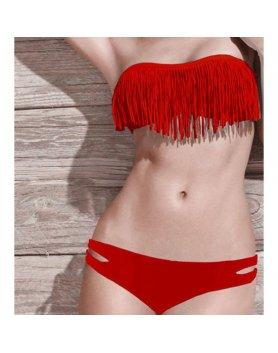 Bikini Intimax Bice Rojo VIBRASHOP