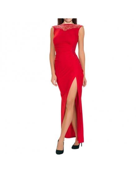 Vestido Intimax Catherine Rojo VIBRASHOP