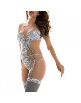 Body Intimax Chantilly Gris VIBRASHOP