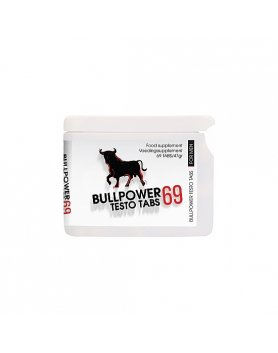 69 PILLS BULL POWER TESTO TABS VIBRASHOP