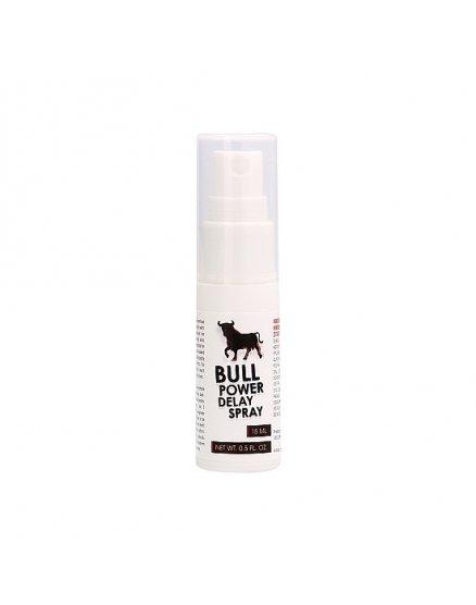 Spray Retardante Bull Power 15 Ml En Vibrashop