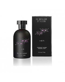 Perfume feromonas topco sales lure para ella 74ml. Vibrashop