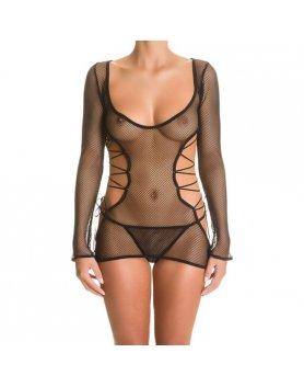 Body bondage intimax turín negro Vibrashop