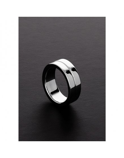 SINGLE GROOVED C-RING (15X40MM) VIBRASHOP