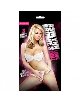 Muñeca Hichable Nsnovelties Ashlynn Brooke Vibrashop
