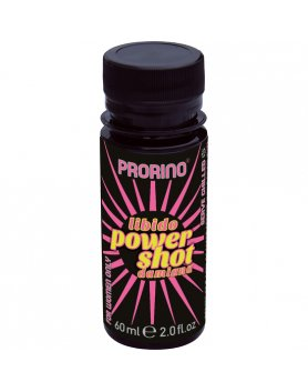 PRORINO LIBIDO POWER SHOT DAMIANA 60ML VIBRASHOP