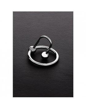 FULL STOP C-PLUG WITH STEEL RING (30MM) VIBRASHOP