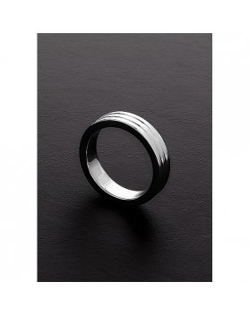 RIBBED C-RING (10X40MM) VIBRASHOP