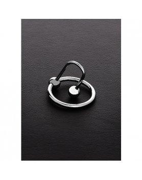 FULL STOP C-PLUG WITH STEEL RING (28MM) VIBRASHOP