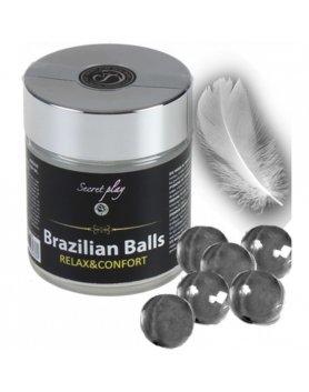TARRO 6 BRAZILIAN BALLS RELAX & CONFORT VIBRASHOP