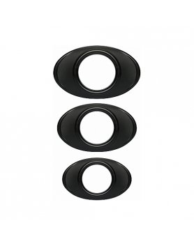 EASY-GRIP C-RING SET - NEGRO VIBRASHOP