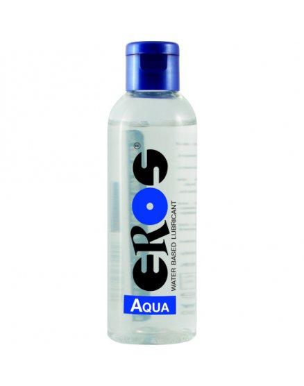EROS AQUA WATER BASED LUBRICANT FLASCHE 100 ML VIBRASHOP