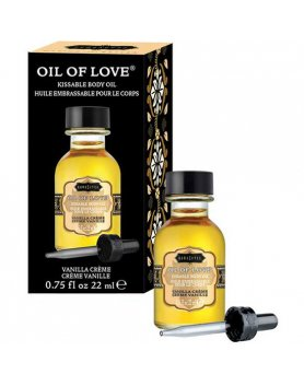 OIL OF LOVE VAINILLA - 22ML VIBRASHOP
