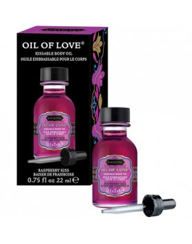 OIL OF LOVE FRAMBUESA - 22ML VIBRASHOP