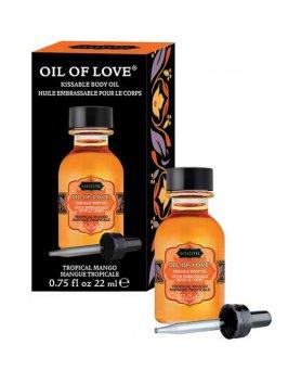 OIL OF LOVE MANGO - 22ML VIBRASHOP