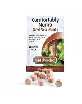 COMFORTABLY NUMB MINTS - SABOR CHOCOLATE MINT VIBRASHOP