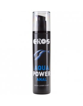 EROS AQUA POWER ANAL 250ML VIBRASHOP