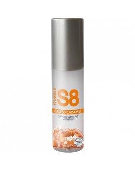 S8 LUBRICANTE SABORES 50ML - CARAMELO VIBRASHOP