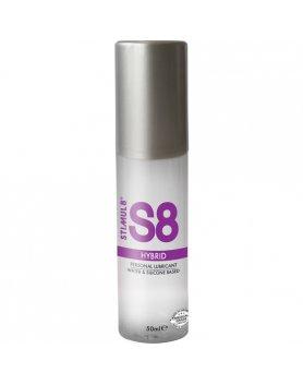 S8 LUBRICANTE HIBRIDO 50ML VIBRASHOP