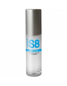 S8 LUBRICANTE BASE DE AGUA 250ML VIBRASHOP