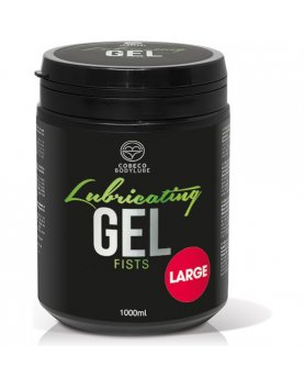 CBL GEL LUBRICANTE FISTS BASE AGUA 1000ML VIBRASHOP