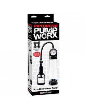 DESARROLLADOR DE PENE PUMP WORX - ACCU-METER POWER PUMP