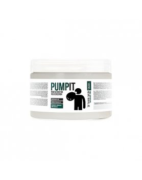 PUMP IT - PROTECTION FOR YOUR ERECTION - LUBRICANTE 500ML VIBRASHOP