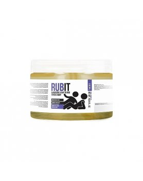 RUB IT - A MASSAGE A DAY TO RUB STRESS AWAY - ACEITE MASAJE 500ML VIBRASHOP