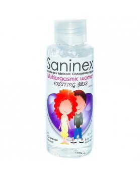 SANINEX MULTIORGASMIC WOMAN EXCITING PLUS 100ML VIBRASHOP