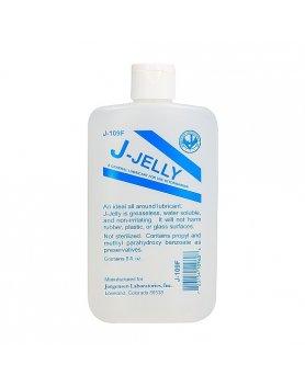J-JELLY FLASK LUBRICANTE BASE DE AGUA 240ML VIBRASHOP