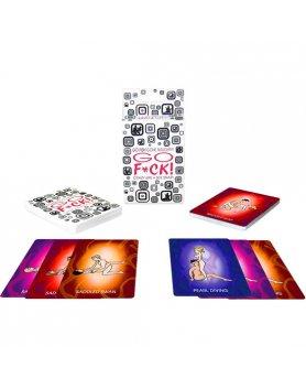 KHEPER GAMES - GO FUCK CARD JUEGO DE CARTAS VIBRASHOP