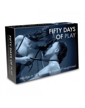 FIFTY DAYS OF PLAY - INGLÉS VIBRASHOP